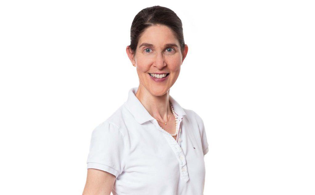 Sabina Hotzenköcherle Speech and language pathologist
